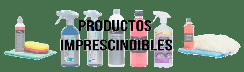 Productos de Car Care Imprescindibles