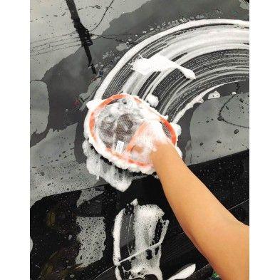 CarPro Hand Wash Microfiber Mitt - Guante de lavado de microfibras