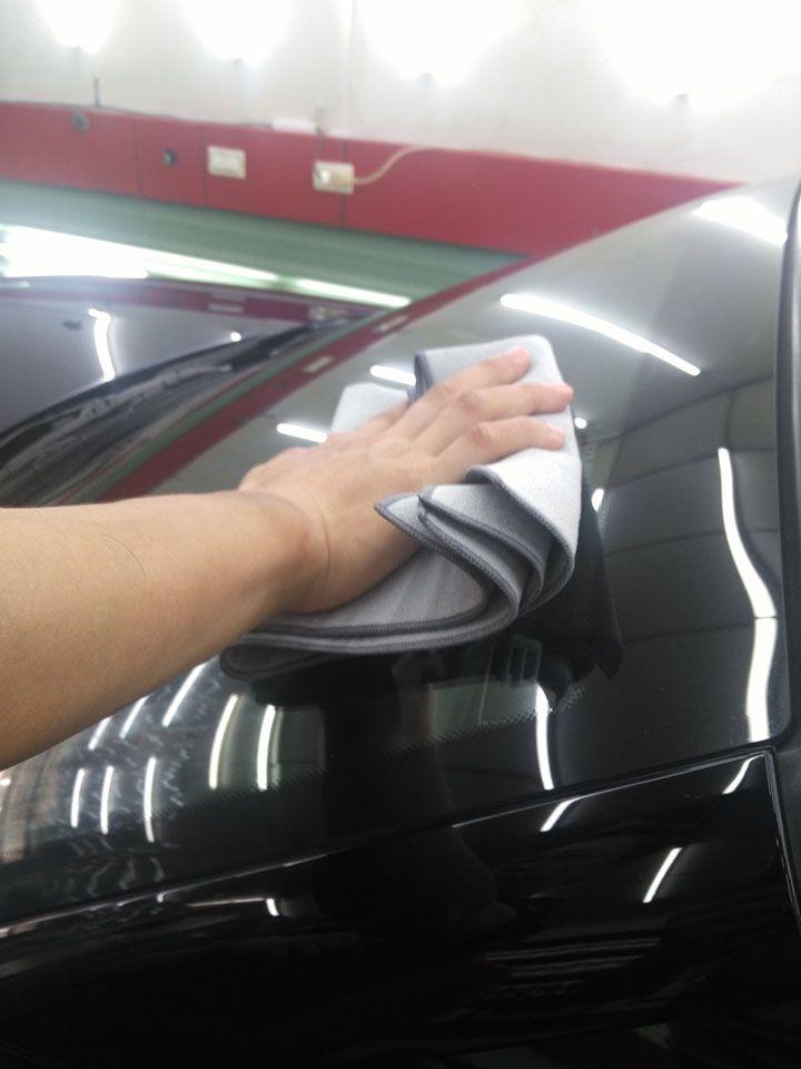 CarPro GlassFiber toalla de cristales