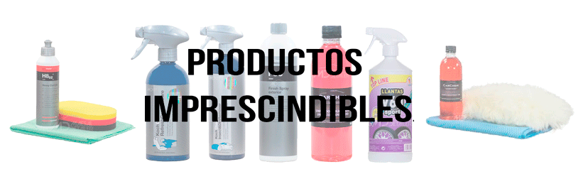 Productos de Car Care Imprescindibles