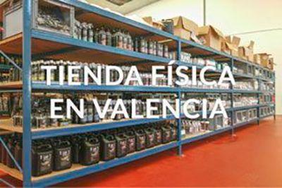 Tienda física en Valencia