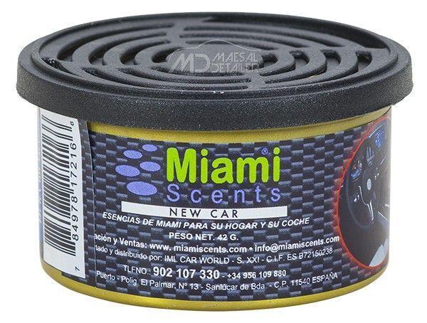 Miami Scents Ambientador Coche nuevo
