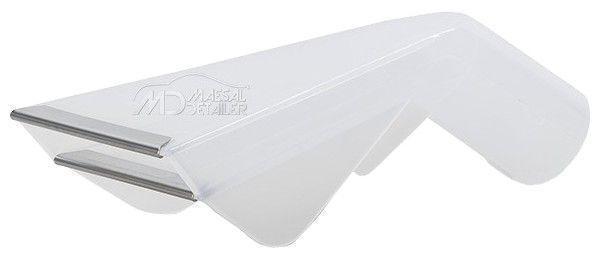 Boquilla transparente de aspirador de 32 mm de diámetro interno