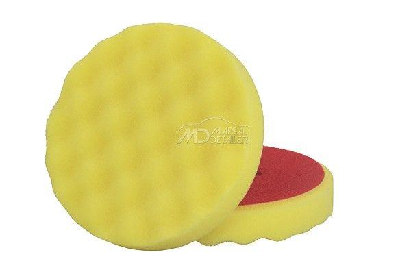 "Maesal Detailer Esponja de pulido waffle 5.5"" (135 mm)"