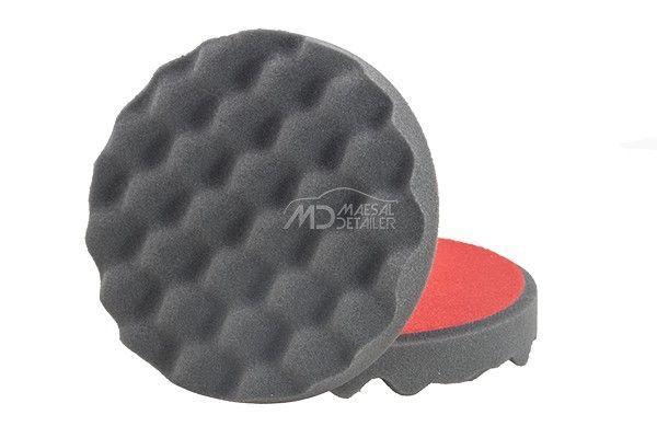 """Maesal Detailer Esponja de acabado waffle 5.5"""" (135 mm)"""