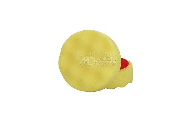 "Maesal Detailer Esponja de pulido waffle 3"" (80 mm)"
