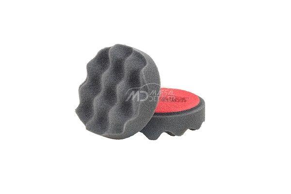 """Maesal detailer Esponja de acabado waffle 3"""" (80 mm)"""