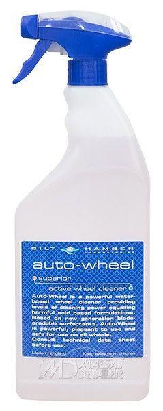 Bilt Hamber Auto Wheel 1 L (limpiallantas con descontaminante férrico)