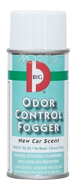 Big D Bomba eliminadora de olores (aroma coche nuevo) 142 g