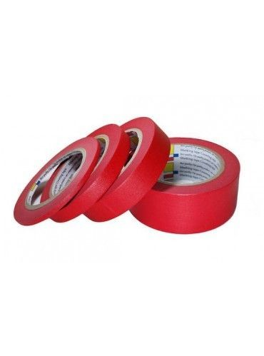CarPro Cinta de carrocero 5 mm x 40 m roja