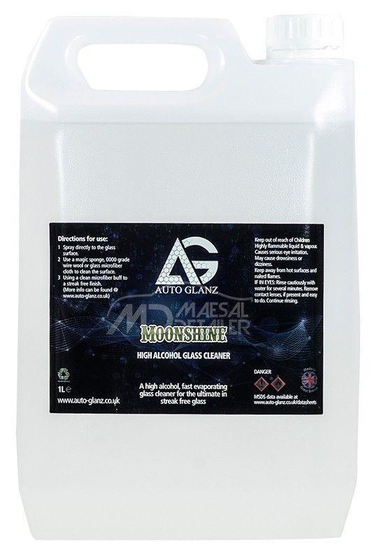 AutoGlanz MoonShine 5 L - Limpiacristales con antivaho