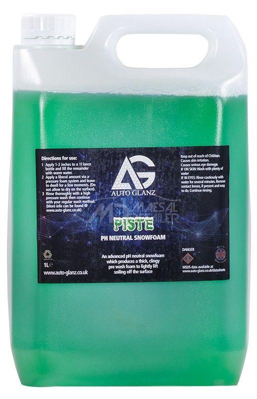 AutoGlanz Piste Snow Foam 5 L (espuma de prelavado)