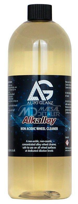AutoGlanz Alkalloy 1 L - Limpiallantas neutro concentrado