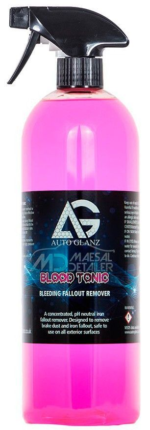 AutoGlanz Blood Tonic 1 L - Descontaminante férrico