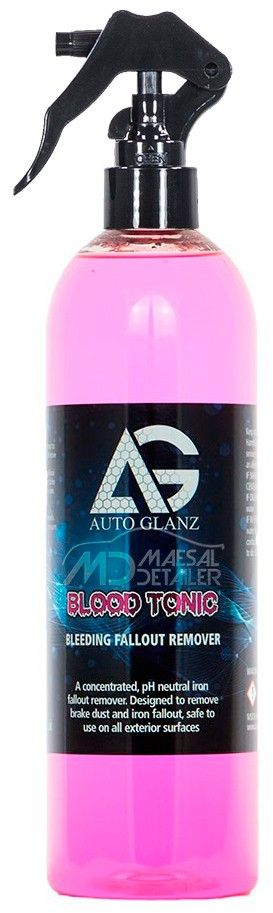 AutoGlanz Blood Tonic 500 mL - Descontaminante férrico