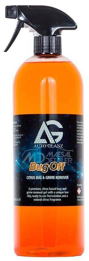 AutoGlanz Bug Off Citrus Bug Grime Removal Gel 1 L - Eliminar insectos