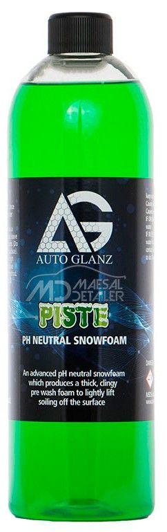 AutoGlanz Piste Snow Foam 500 mL - espuma de prelavado