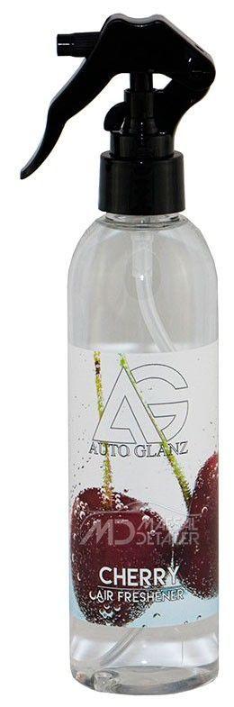 AutoGlanz Ambientador aroma a cereza 250 mL