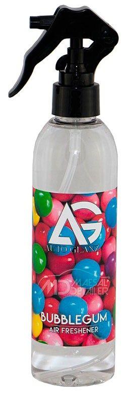 AutoGlanz Ambientador aroma a chicle 250 mL