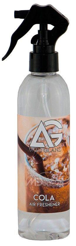AutoGlanz Ambientador aroma a cola 250 mL