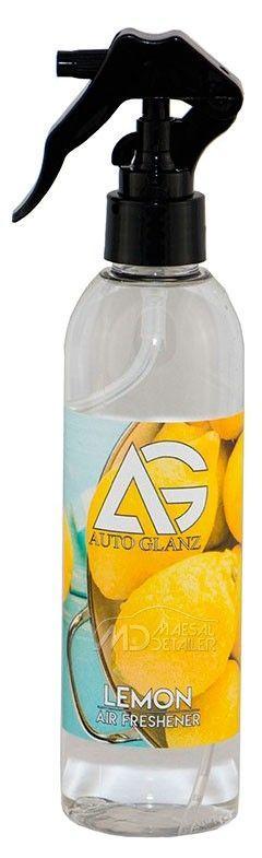 AutoGlanz Ambientador aroma a limón 250 mL