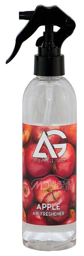 AutoGlanz Ambientador aroma a manzana 250 mL