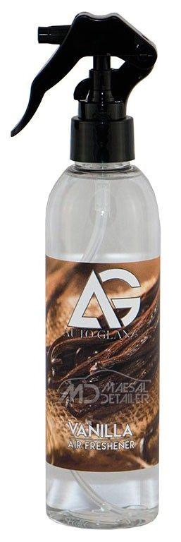 AutoGlanz Ambientador aroma a vainilla 250 mL
