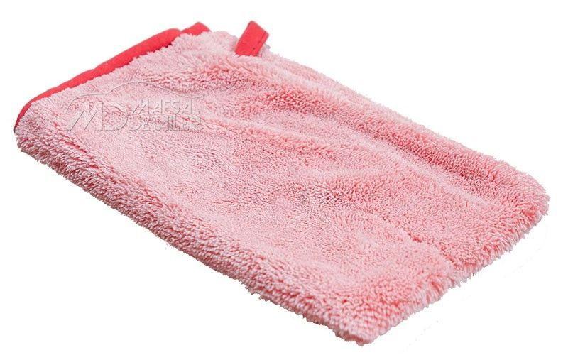 Guante de microfibras multiusos (ideal para limpiar plásticos interiores)