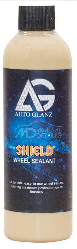 AutoGlanz Shield 250 mL - Sellante de llantas