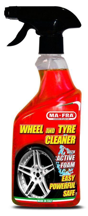Ma-Fra Wheel&Tyre Cleaner Limpiador de llantas y neumaticos 500 mL