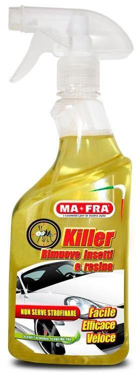 Ma-Fra Killer Limpiador de insectos y resina 500 mL