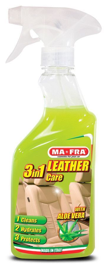 Ma-Fra 3 in 1 Leather Care 500 mL limpiador de cuero acondicionador