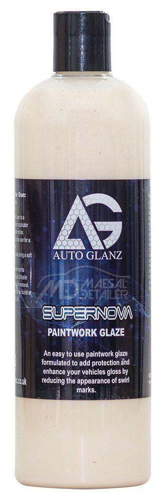 AutoGlanz SuperNova 500 mL - Glaze de pintura