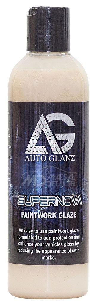 AutoGlanz SuperNova 250 mL - Glaze de pintura