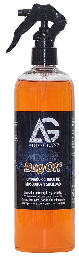 AutoGlanz Bug Off Citrus Bug Grime Removal Gel 0.5 L (eliminar insectos)