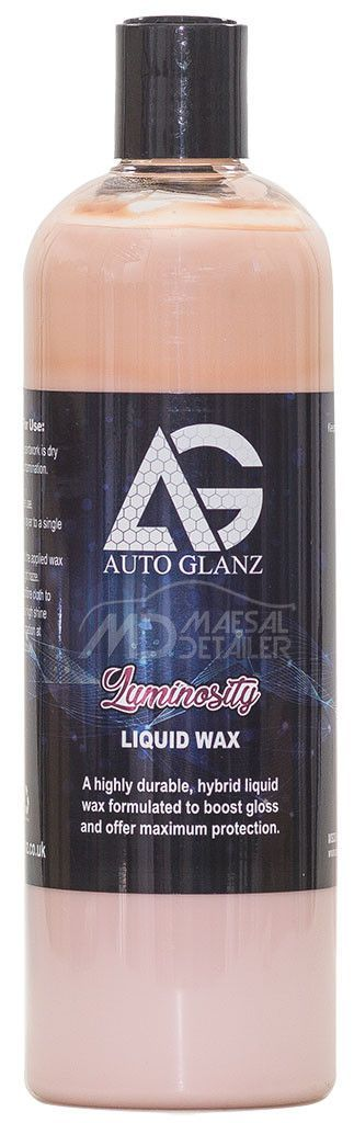 AutoGlanz Luminosity 500 mL - Cera líquida híbrida