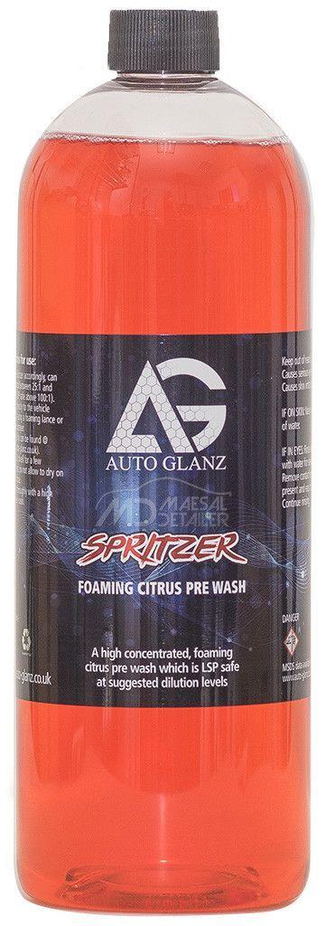 AutoGlanz Spritzer 1 L - Limpiador concentrado de prelavado