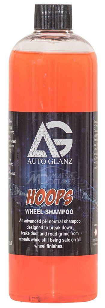 AutoGlanz Hoops 0.5 L - Jabon de llantas
