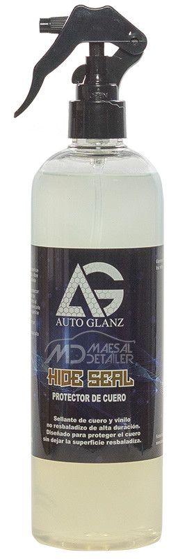 AutoGlanz Hide Seal 500 mL - Protector de cuero