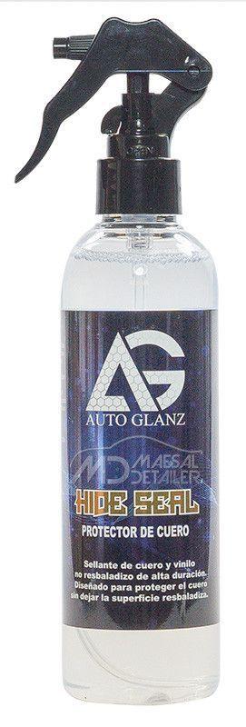 AutoGlanz Hide Seal 250 mL - Protector de cuero