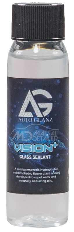 AutoGlanz Vision Coating de cristales 30 mL