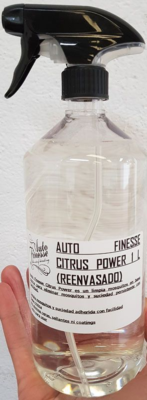 Auto Finesse Citrus Power 1 L **REENVASADO**