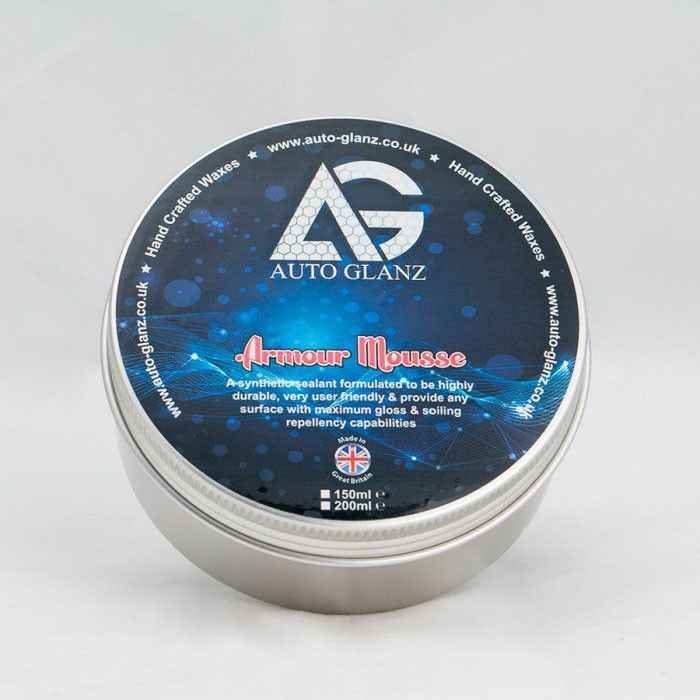 AutoGlanz Armour Mousse - Sellante sintético 150 mL