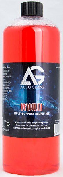 AutoGlanz MULTI 5 L - Desengrasante multiusos concentrado
