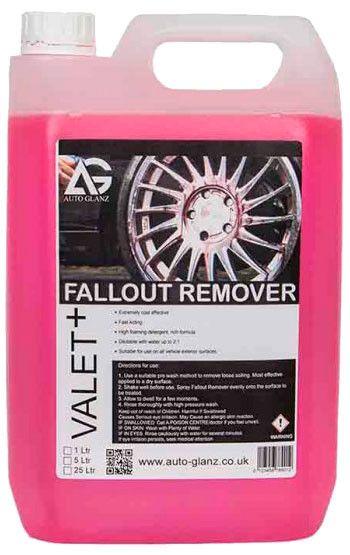 AutoGlanz Fallout Remover Descontaminante ferrico 5 L