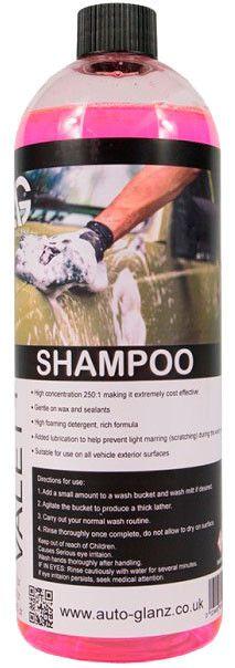 AutoGlanz Shampoo - Jabon de coche 1 L