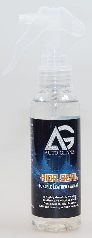 AutoGlanz Hide Seal 100 mL - Protector de cuero