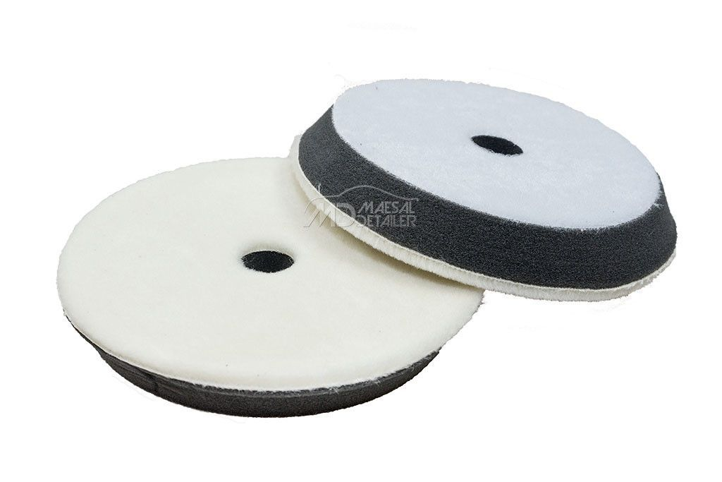 "Esponja de lana de 5"" 135 mm para pulidora orbital"