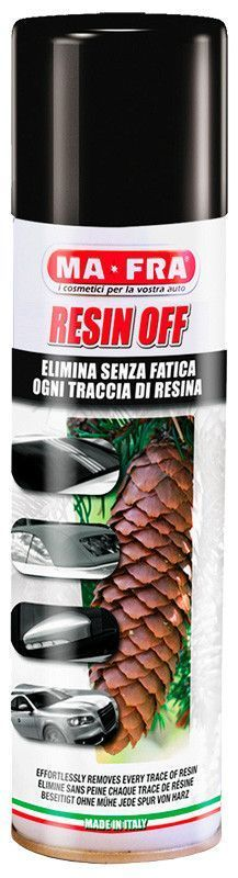 Ma-Fra Resin Off 250 mL - Eliminador de resinas y depósitos de sal