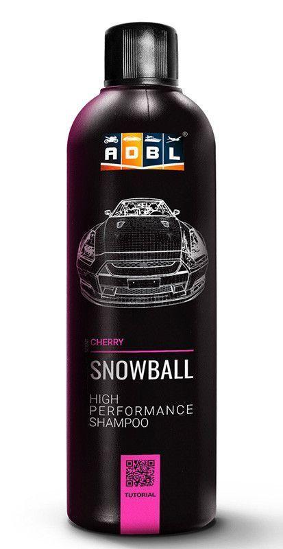 ADBL Snowball 0.5 L - jabon de coche de alto rendimiento